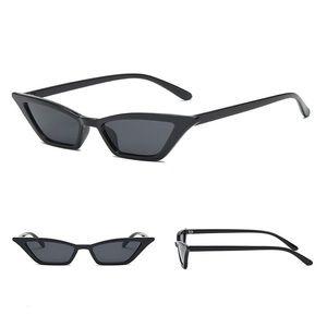 Accessories - 2018 fashion black transparent retro sunglasses